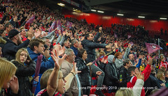 Beaten but not defeated-120468 (G I Lyons) Tags: rugbyleague betfredsuperleague grandfinal oldtrafford salfordreddevils sthelens saints trafford greatermanchester unitedkingdom