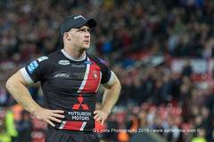 Joey Lussick at full-time-2319 (G I Lyons) Tags: rugbyleague betfredsuperleague grandfinal oldtrafford salfordreddevils sthelens saints trafford greatermanchester unitedkingdom