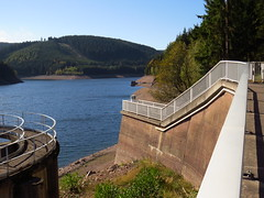 IMG_4529 (germancute) Tags: ohra talsperre thuringia thüringen landscape landschaft germany germancute deutschland wald water wasser see
