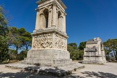 Mausoleum of the Julii Glanum, Provence, France (antonskrobotov) Tags: france provence glanum ancient ancientcity romanempire mausoleum arch triumphalarch
