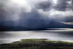 Sallachan Point (OutdoorMonkey) Tags: sgurrnaheanchainne sallachanpoint lochlinnhe scotland ardgour lochaber outside outdoor countryside coast coastal seaside ocean loch water sea view scenic scenery cloud stormy weather rain showers appin
