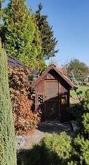 a children's playhouse in the garden (KrunoIh) Tags: kućica mygarden mojvrt garten garden vrt beautiful playhouse eva