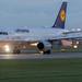 Lufthansa D-AILA A319-114 EGCC 12.10.2019
