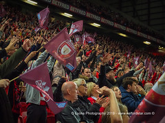 Beaten but not defeated-120447 (G I Lyons) Tags: rugbyleague betfredsuperleague grandfinal oldtrafford salfordreddevils sthelens saints trafford greatermanchester unitedkingdom