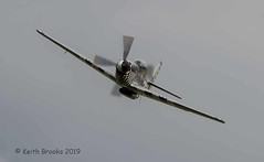 _DSC7551 G-TFSI 414251 P-51D (keithbrooks) Tags: aircraft airshow oldwarden shuttleworth race day 6th oct 2019 nikond810 tamron150600 g2 topaz ai