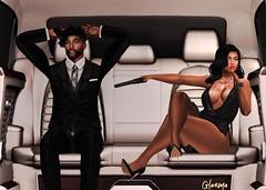 pull down your pants nigga (Glaema...) Tags: gun limousine pants drive car