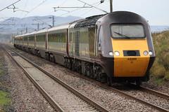 WALLYFORD 43285 (johnwebb292) Tags: wallyford diesel hst class 43 43285 xc
