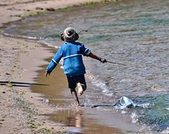 Simple Pleasures (rlt64) Tags: children travel lake titicaca