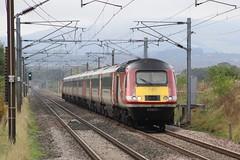 WALLYFORD 43305 (johnwebb292) Tags: wallyford diesel hst class 43 lner 43305