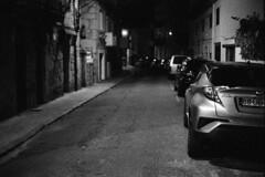 When the town goes to sleep (lebre.jaime) Tags: portugal beira covilhã nocturnal nightphotography streetphotography analogic film135 bw blackwhite nb noiretblanc pb pretobranco kodak tmax3200 iso3200 leicam3 summicron2050dr epson v600 affinity affinityphoto ptbw