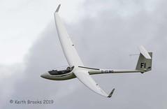 _DSC7298 G-CLMO Schleicher ASW 28-18 E (keithbrooks) Tags: aircraft airshow oldwarden shuttleworth race day 6th oct 2019 nikond810 tamron150600 g2 topaz ai