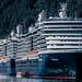 2019 - HAL Alaska Cruise - 17 - Port of Juneau - HAL x 2