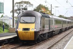 WALLYFORD 43384 (johnwebb292) Tags: wallyford diesel hst class 43 43384 xc