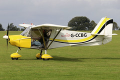 G-CCBG (GH@BHD) Tags: gccbg bestoff skyranger bestoffskyranger912 laarally2019 sywellairfield laa laarally sywell microlight aircraft aviation