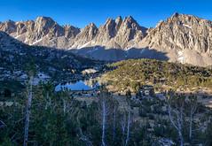 Kearsarge Basin (CloudRipR) Tags: kingscanyonnationalpark hiking backpacking backcountry sierras easternsierras mountains lakes alpine california