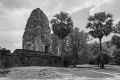 Pre Rup – Central tower (Thomas Mulchi) Tags: prerup angkor siemreap cambodia 2018 siemreapprovince temple tower centraltower bw architecture monochrome krongsiemreap happyplanet asiafavorites