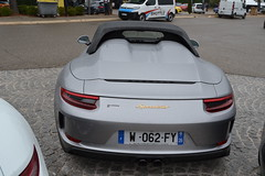 PORSCHE 911 Speedster (Type 991) - 2019 (SASSAchris) Tags: porsche 911 991 type991 stuttgart voiture allemande auto httt htttcircuitpaulricard htttcircuitducastellet ffsa gt4 ffsagt4 paulricard ricard castellet circuit flat 6 flat6 speedster