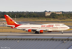 Air India 747-400 VT-ESO (birrlad) Tags: jfk nyc newyork international airport usa aircraft aviation airplane airplanes airline airlines airliner airways takeoff departing departure runway airindia ai1 boeing b747 b744 747 747400 747437 vteso government state prime minister india un unga summit meeting