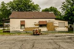 houseandcardboard (BradPerkins) Tags: abandoned abandonedbuilding abandonedhouse boardedup brown building buildings decay neglected siding urbandecay urbanexploration urbanlandscape