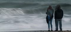 Daydreams (Jean-Luc Peluchon) Tags: fz1000 ocean nouvelleaquitaine charente plage mer sea vague rivage atlantique longexposure