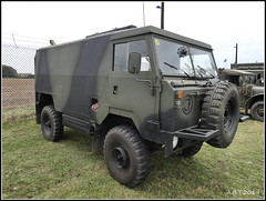 Forward Control Land Rover Military Vehicle (Alan B Thompson) Tags: 2019 oct military transport lumix fz82 picassa ipswich suffolk