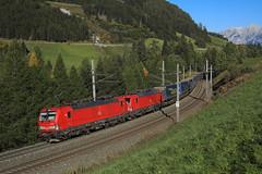 LKW Walter am Brenner (C.Vitzthum) Tags: db cargo vectron 193 brenner lkw walter 42153 klv zug güterzug