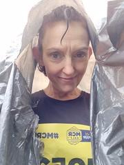 Photo of Manchester Half Marathon today.