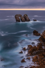 El encuadre de Javi.jpg (Caramad) Tags: longexposure marcantábrico seascape landscape urros acantilados cantabria