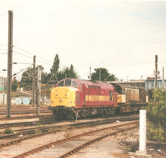 37895 Peterborough (trev9777) Tags: 37895 ews class37 englishelectric