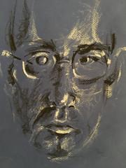 Grown up self portrait (gavnosis) Tags: self portrait selfportrait