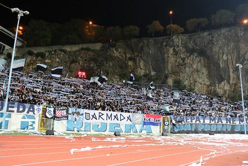 Rijeka - Zrinjski 1:1 (12.10.2019.) - Povratak na Kantridu