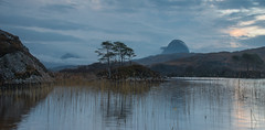 Suilven ( Assynt) and tranquility (debstevens) Tags: suilven scotland thehighlands assynt northwest highlands mountains