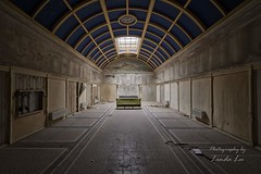 Abandoned Bathhouse (Photography by Linda Lu) Tags: altesstadtbad lostplacesgermany lostplace urbex urbexgermany urbanexploring decay abandoned abandonedbathhouse krefeld germany