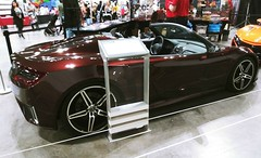 $9 Million Acura Super Car at LA ComicCon 2019 (ok2la) Tags: acura super car la comiccon 2019 comic convention los angeles automobile exotic marvel avengers 2012