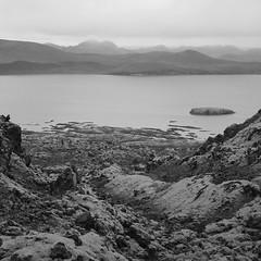 Lava field (Evolved Vision) Tags: fujifilmxt3 fujinonxf1655mmf28 iceland lava bw blackandwhite highland