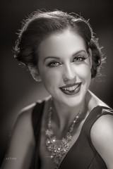 Rayne (OwenLloyd) Tags: 1930s 1940s 3fs classic hollywood hotlights rayne rayneswan