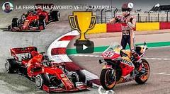 La Ferrari ha favorito Vettel? Marquez Re di Aragon.. Post GP F1-MotoGP - VIDEO (motori-italia) Tags: video ferrari formula 1 moto gp vettel