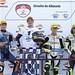 Podio Moto2. FIM CEV Repsol Albacete 2019