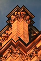 Maximilianeum (Detail) (CA_Rotwang) Tags: münchen bauwerk architektur munich bavaria bayern germany deutschland altstadt historic sonnenuntergang sunset sun sonne