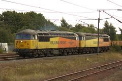 56049-56087-DT-11092019-1 (RailwayScene) Tags: class56 56049 56087 colas robinoftemplecombe 6s31 darlington