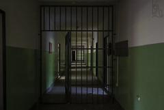 Corridor / Chodba (katka.havlikova) Tags: abandoned prison czech czechrepublic lost decay derelict building opuštěné vězení urbex urban exploration urbanexploration