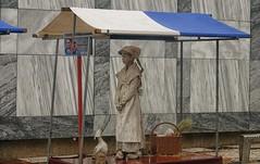 hoe lang hetduurde en hoe nat het was (Gerard Stolk (au carnaval )) Tags: arnhem livingstatues livingstatuesfestival