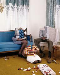Weronika Gesicka (rohee.adele) Tags: photomontage retouche numérique portrait disparition
