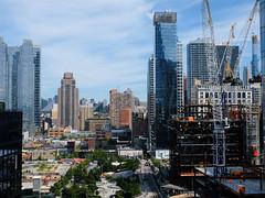 Construction Corridors (ho_hokus) Tags: 2019 fujix20 fujifilmx20 hudsonyards newyork newyorkcity thevessel usa construction