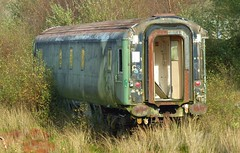 Train (Mark C (Downloadable)) Tags: old train wreck railway carriage meldon station devon england uk