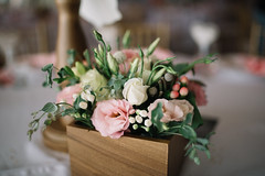 The beautiful flowers are on the wedding table (shixart1985) Tags: adorable adorned arachnid arrangement beautiful ceremony closeup color day design element florist flowers glamour good green indoors nature nobody party table wedding