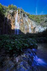 The Big Fall (orkomedix) Tags: canon samyang 14mmf28 croatia waterfall plitvice national park water light stream flow phototrip travel vacation