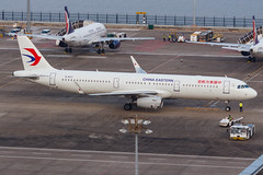 CHINA EASTERN A321-231(WL) B-8172 001 (A.S. Kevin N.V.M.M. Chung) Tags: aviation aircraft aeroplane airport airlines apron plane spotting mfm macauinternationalairport airbus a321 a320series chinaeastern
