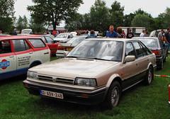 Nissan Bluebird hatchback 2.0 SLX (rvandermaar) Tags: nissan bluebird hatchback 20 slx t72 t12 nissanbluebird stanza auster nissanauster 0adv248