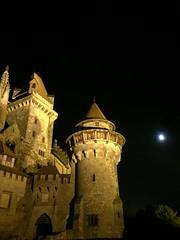 20191012_Ritteressen_003 (Tauralbus) Tags: burgkreuzenstein burg kreuzenstein castle niederösterreich loweraustria architektur architecture mond nacht